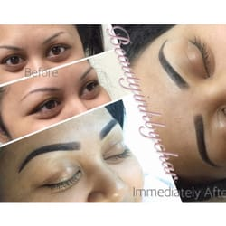 Top 10 Best Hair Stroke Eyebrow Tattoo