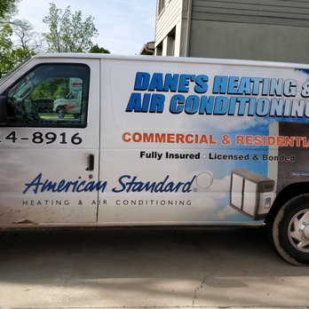 Dane S Heating And Cooling Heating Air Conditioning Hvac