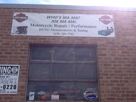Who S Mama Joe Mama H D Cycle Repair 1156 E Green St Franklin Park Il Motorcycle Repair Service Mapquest Joe mama is so fat i thought we're having an eclipse. who s mama joe mama h d cycle repair