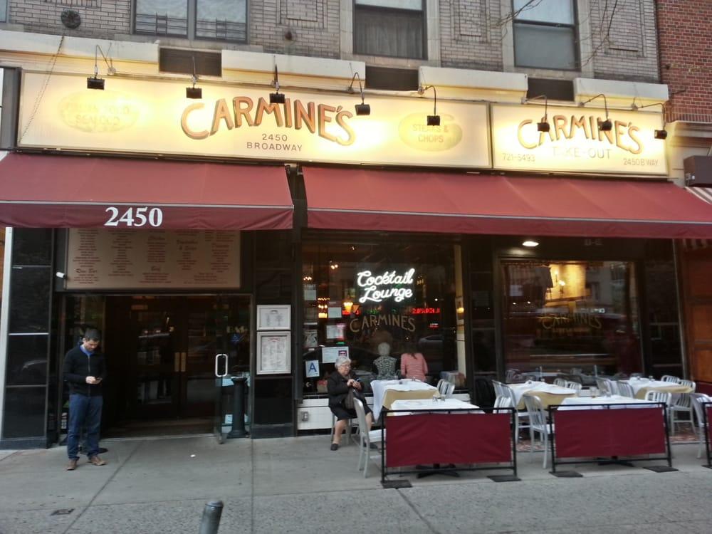 Carmine's Italian Restaurant - Upper West Side