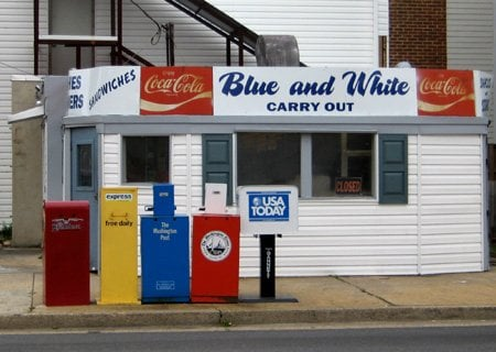 Blue White Carry Out 47 Photos 133 Reviews Southern 1024 Wythe St Alexandria Va United States Restaurant Phone Number