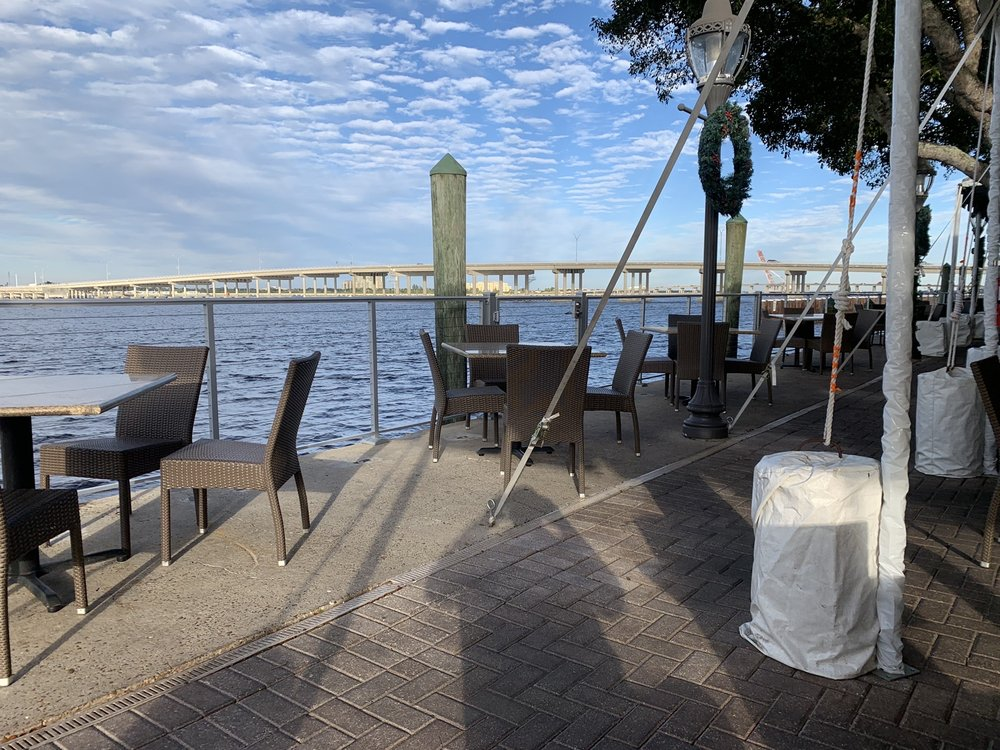 Photo of Pier 22 Dining - Bradenton, FL, United States. Great view even better food