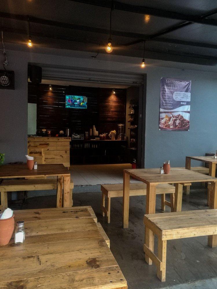 Terraza 110 Cafetería Carretera Gto Irapuato Km 6 5
