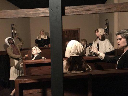 Witch History Museum 197 Essex St Salem Ma Arts Organizations Information Mapquest