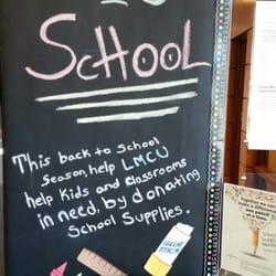 Photo of Lake Michigan Credit Union - Troy, MI, US. Supports kids !!
