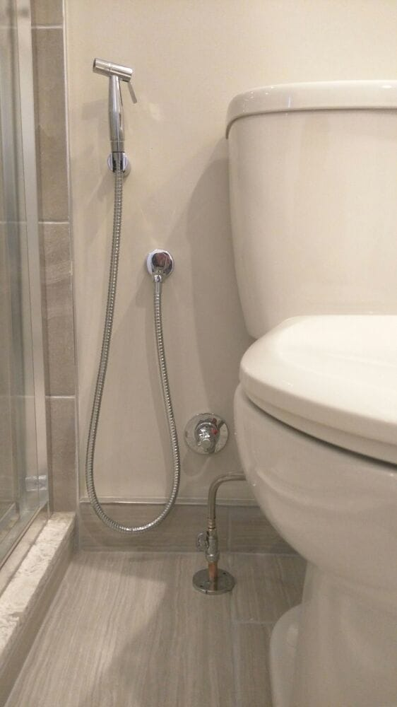 Excellent Shattaf Hand Held Toilet Bidet Spray With Hot And Cold Pdpeps Interior Chair Design Pdpepsorg