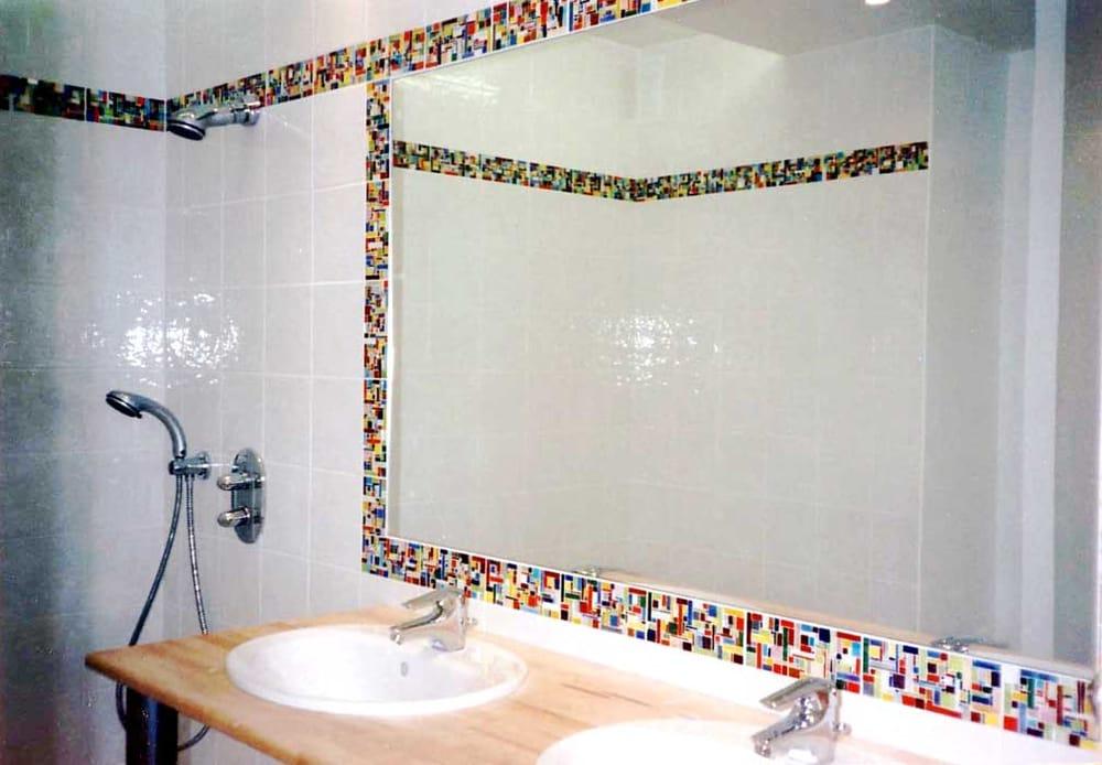 Salle de bains contemporaine \