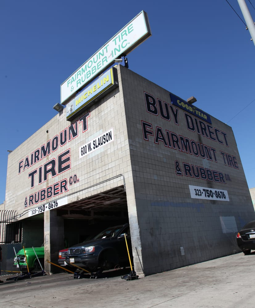 Fairmount Tire & Rubber - Updated COVID-19 Hours & Services - 173  Photos & 339 Reviews - Tires - 600 W Slauson Ave, Vermont-Slauson, Los  Angeles, CA - Phone Number - Yelp