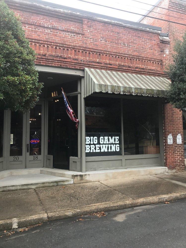 Big Game Brewing Breweries 18 S King St Halifax Nc