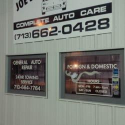 Joes Auto Repair >> Joe S Auto Repair 32 Reviews Auto Repair 7040 Stella