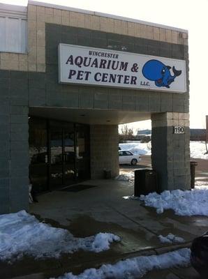 Winchester Aquarium Pet Center 190 Costello Dr Winchester Va Pet Shops Mapquest