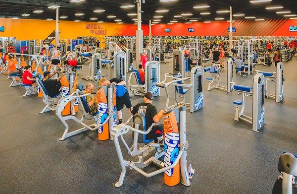 Crunch Fitness San Lorenzo 177 Lewelling Blvd San Lorenzo Ca Health Clubs Gyms Mapquest