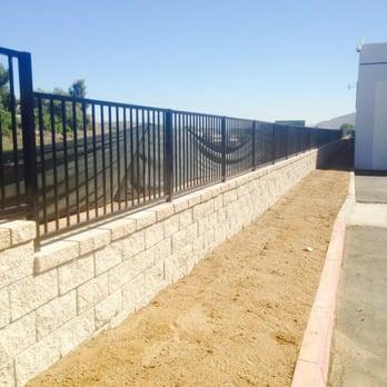 Blockwalls Split Face Block W Regular Grey Concrete Cap Yelp