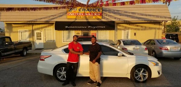 Second Chance Auto >> 2nd Chance Auto Sales 3045 Woodley Rd Montgomery Al Auto