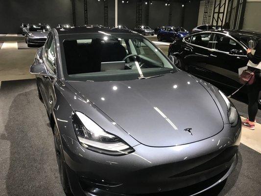 Tesla Motors Delivery Center 4755 Alla Rd Marina Del Rey