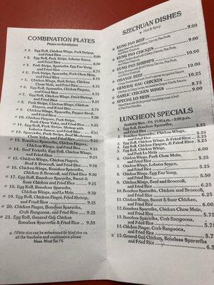 China Garden 256 Highland Ave Malden Ma Restaurants Mapquest