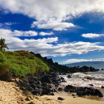 Palauea Beach White Rock 24 Photos