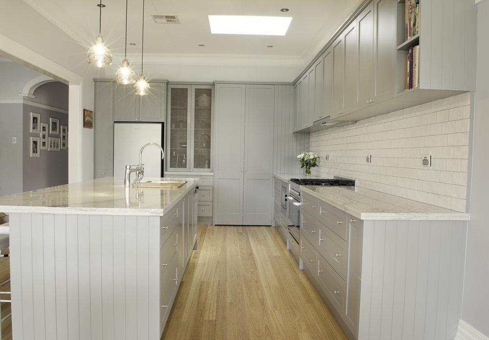 Country Style Kitchen | ©Blue Tea Kitchens Australia - Yelp