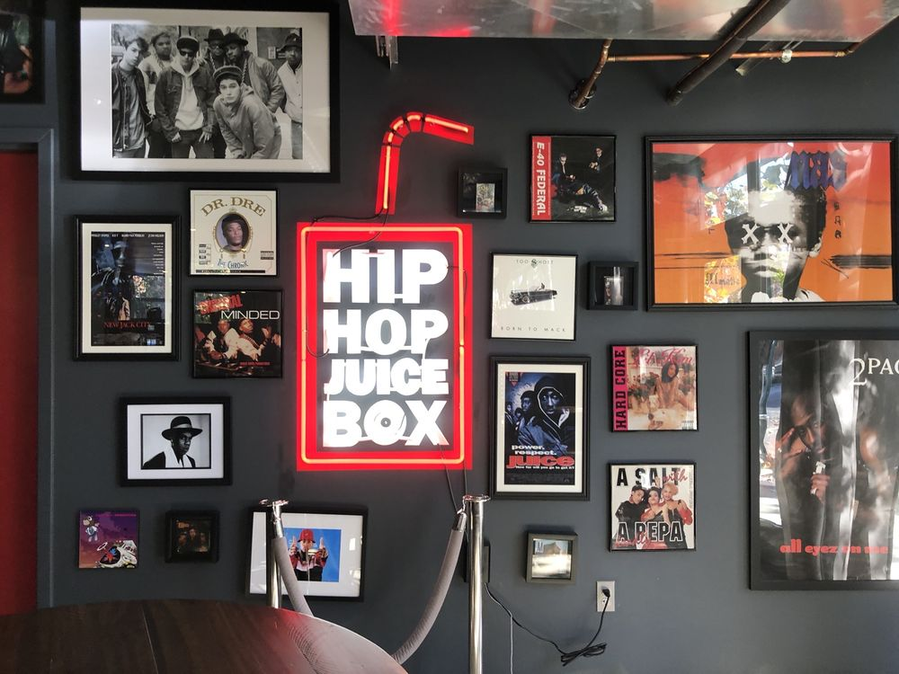 Photo of Hip Hop Juice Box - Emeryville, CA, United States