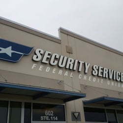 Security Service Federal Credit Union Park North Service
