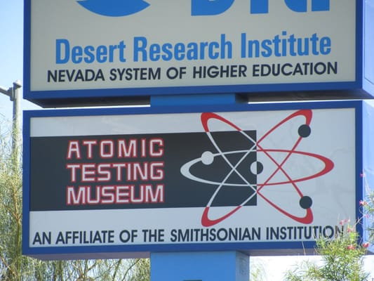 Atomic Testing Museum 755 E Flamingo Rd Las Vegas, NV Museums - MapQuest