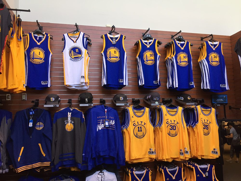 golden state warriors merchandise