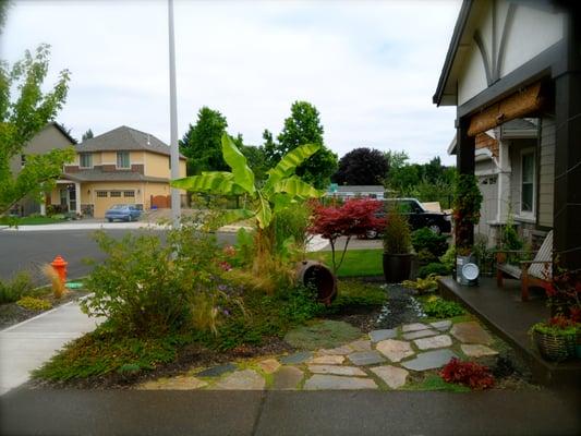 Rejuvenation Artisans Landscapes Portland Or Landscaping Mapquest