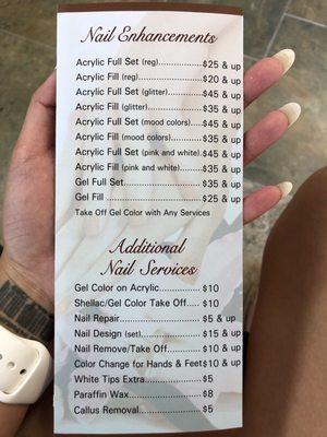 Bella Nails Spa 4615 Golf Course Rd Antioch Ca Manicurists Mapquest