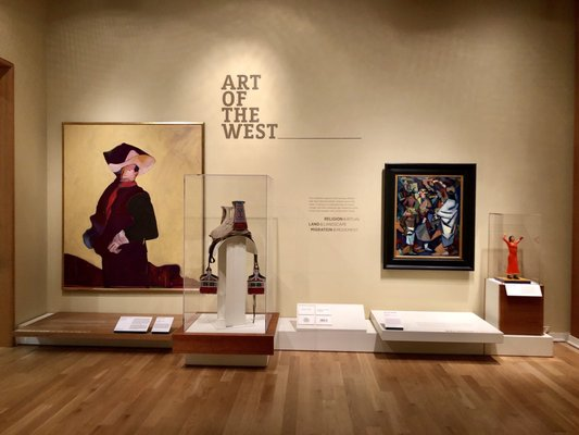 Photo of Autry Museum of the American West - Los Angeles, CA, United States. Exhibition #3, permanent collection