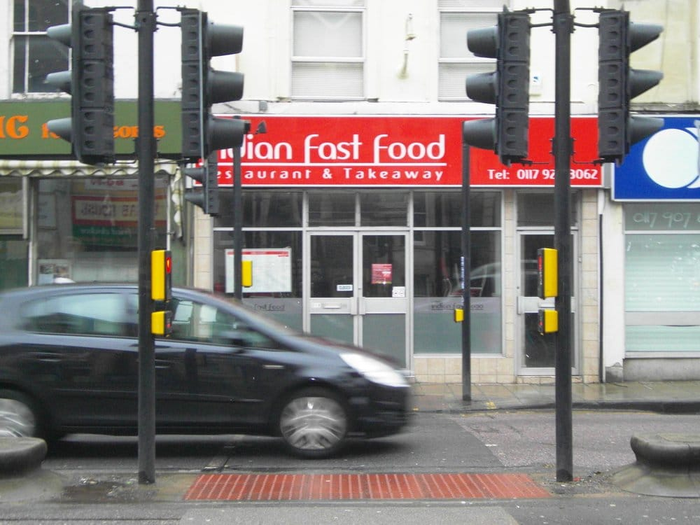 Indian Fast Food Indian 210 Cheltenham Road Bristol