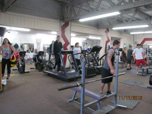 Olympic Gym 708 W Olive Ave Porterville Ca Health Clubs Gyms Mapquest