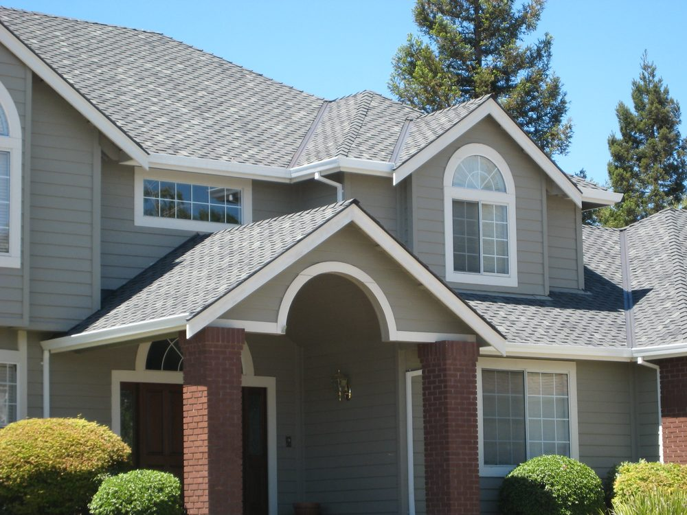 Photo of a project done by Bay Area roofing contractor Yorkshire Roofing in Livermore, CA.