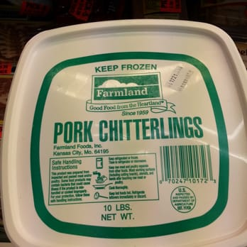 "Chitterlings.... aka, ""Chittlins"" - Yelp"