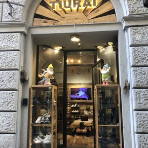 Tiurai Negozi di scarpe Via del Corso 2, Duomo, Firenze