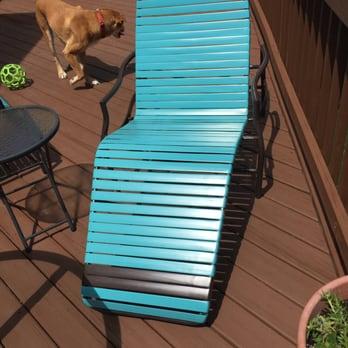Criterion Inc Outdoor Furniture Repair