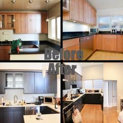 Best Kitchen Cabinet Refinishing Near Me June 2021 Find
