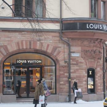 louis vuitton affär stockholm