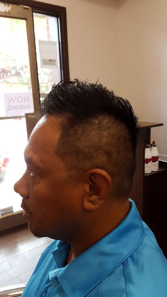 Low Fade High Fade Haircut Styles For Men 95