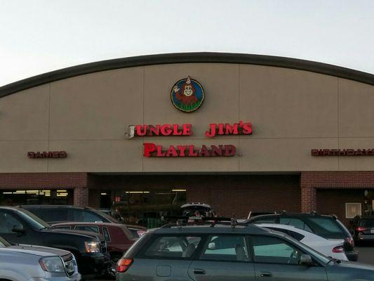Jungle Jims Playland Closed  Reviews