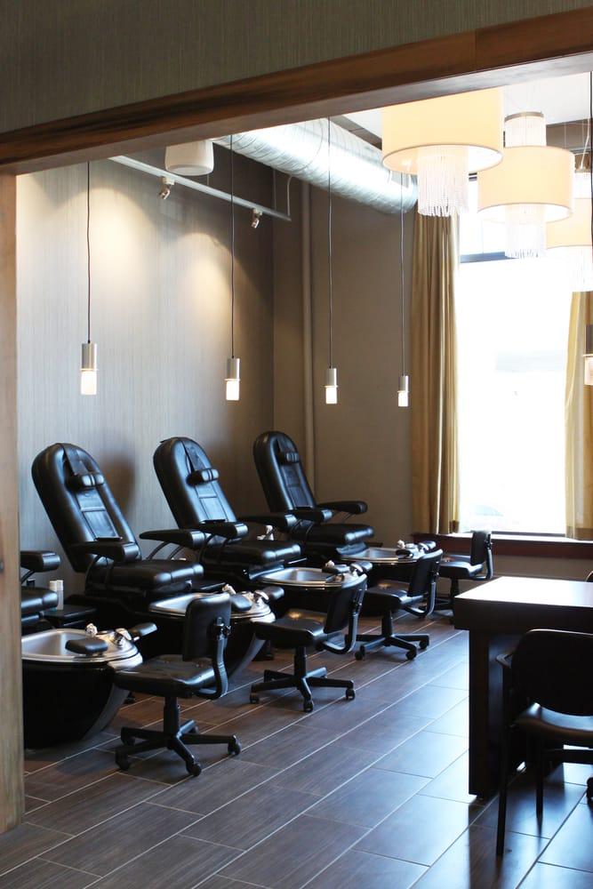Photo of Neroli Salon & Spa - Milwaukee, WI, United States. Nail Suite   Pedicure