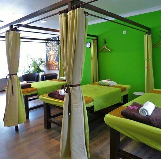 Thai massage düren