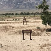 Photo of Manzanar National Historic Site - Independence, CA, United States. The sierras and how close the bunks were.