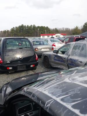 Insurance Auto Auctions 426 Texas Rd Morganville Nj Automobile