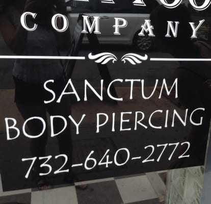 Sanctum Body Piercing 72 Easton Ave New Brunswick Nj Body