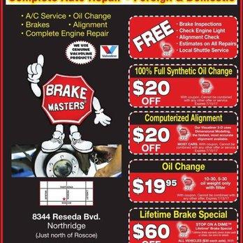 Brake Masters Coupons >> Brake Masters Logo Yelp
