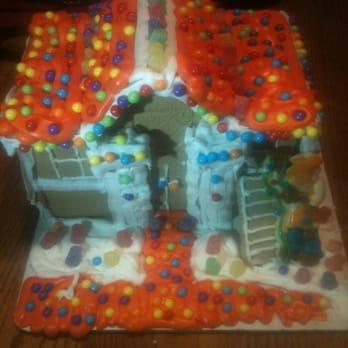 Homer Home Depot Gingerbread House From Hemet Yelp