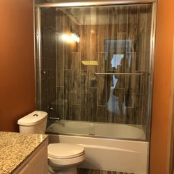 Shower Door Guru 43 Photos Glass Mirrors Barrington Il Phone Number Yelp
