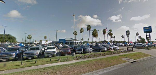 Autonation Chevrolet North Corpus Christi 2118 S Padre Island Drive Corpus Christi Tx Auto Dealers Mapquest
