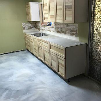 Epoxy flooring kitchen - Yelp
