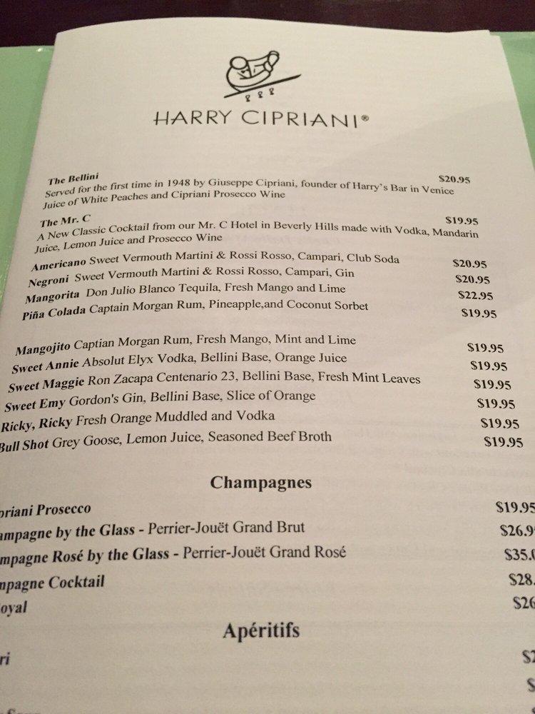 Harry Cipriani 133 Photos 177